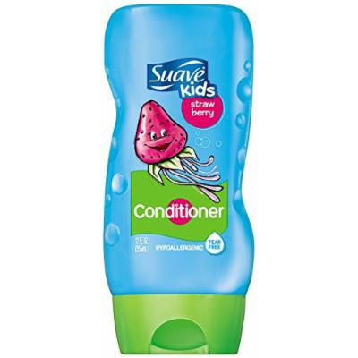 Suave Kids Strawberry Conditioner 12 oz Pack of 2