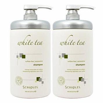 Scruples White Tea Sulfate-free Restorative Shampoo 33.8oz