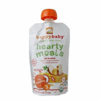 Happy Baby Stage 3 Baby Food 3.5 oz (Chick Chick, Double Pack)