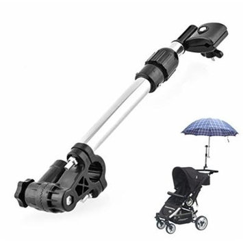 New Useful Baby Buggy Pram Bicycle Stroller Chair Umbrella Bar Holder Stand Handle Stroller Accessories High Quality