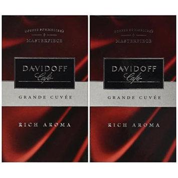 Davidoff Café 2 Pack Rich Aroma Ground Coffee 8.8oz/250g