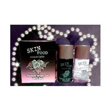 Skinfood Platinum Grape Cell Toner & Emulsion Mini Gift Set
