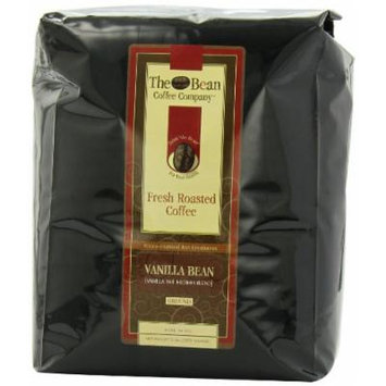 The Bean Coffee Company, Vanilla Nut Ground Coffee, 5-Pound Bags