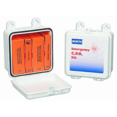 North by Honeywell 019749-0022L CPR Kit, Plastic