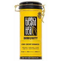 Tiesta Tea Immunity Herbal Tea, Kiwi Cherry Bonanza, 4.0 Ounce