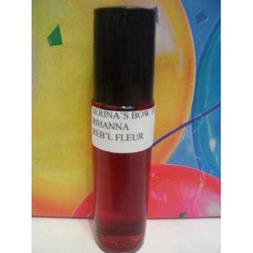 Women Perfume Premium Quality Fragrance Oil Roll On - similar to Rihanna Reb'l Fleur