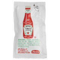 Heinz Single Serve Packages .32 Ounces (Pack of 1000)