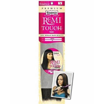 Remi Touch, 100% Human Hair Quality Yaki Weaving, 18