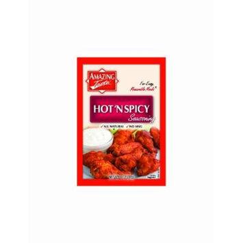Amazing Taste Hot 'N Spicy Seasoning Bundle (10 Packets- 1 oz ea.)