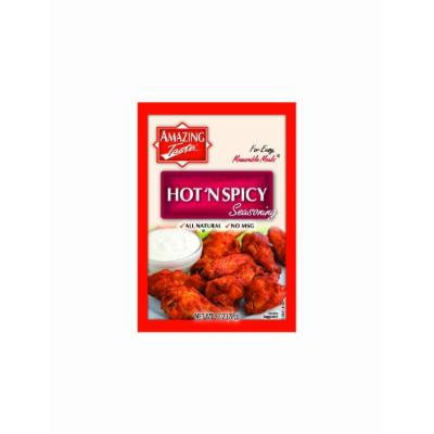 Amazing Taste Hot 'N Spicy Seasoning Bundle (10 Packets- 1 oz ea.)