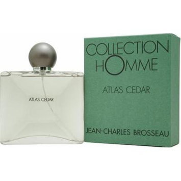 Atlas Cedar by Jean Charles Brosseau Collection Homme 3.4 Eau de Toilette Spray.
