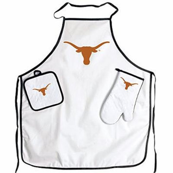 NCAA Texas Longhorns BBQ Tool Set