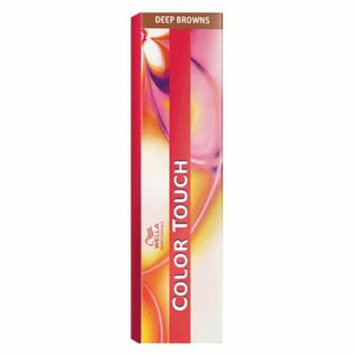 Wella Professionals Color Touch Semi-Permanent Hair Color - 7/71 Medium Blonde/Brown Ash