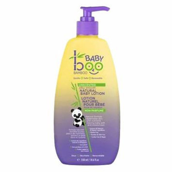 Boo Bamboo Baby Lotion, Unscented, 18.6 Fluid Ounce