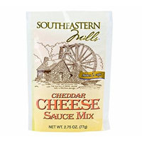 Southeastern Mills Cheddar Cheese Sauce Mix, 2.75 Oz. Package (Pack of 12)