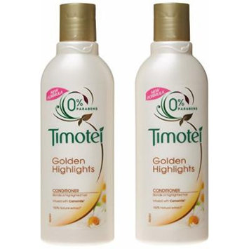 Timotei Golden Highlights Conditioner 200ml (2 x PACK)