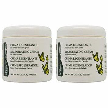 Kismera Line Regenerating Cream for Hair Growth 16.9oz