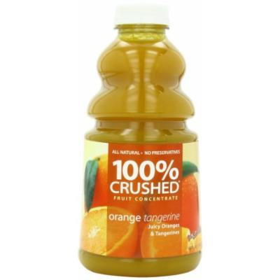 Dr. Smoothie 100% Crushed Fruit Concentrate, Orange Tangerine, 46-Ounce Bottles (Pack of 2)