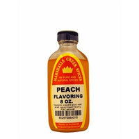Marshalls Creek Spices Flavoring, Peach, 8 Ounce