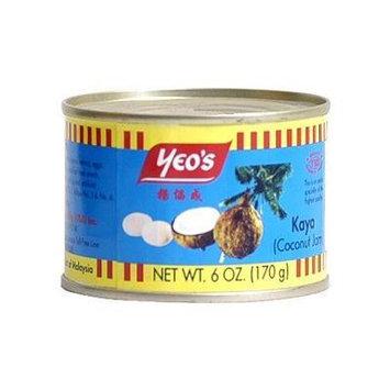 Kaya (Coconut Jam) Coconut Spread - 17.6oz - Yeo's