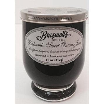 Braswell's Balsamic Sweet Onion Jam, 11 Oz