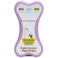 Organic Oscar Lavender Puppy Shampoo,8-Ounce