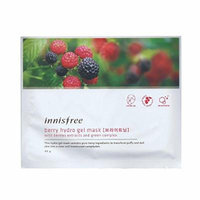 Innisfree Hydro Gel Mask Sheet (Berry Hydro Gel Mask - Brightening / 5 sheets)