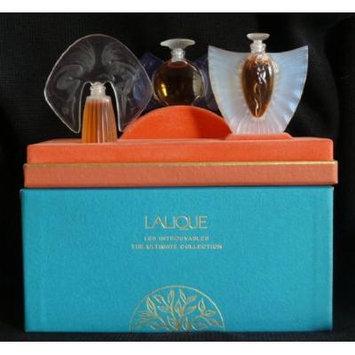 Lalique Perfum Miniatures,