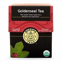 Goldenseal Tea - Organic Herbs - 18 Bleach Free Tea Bags