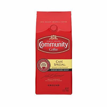 Community Coffee Ground Cafe Special, 12 oz., 3 Count