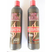 Salon Selectives Shampoo and Conditioner Set with Keratin (1 Each 12 Oz)