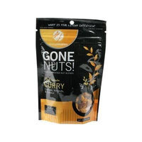 Living Intentions: Gone Nuts Thai Curry Cashews Almonds & Coconut 3 Oz (12 Pack)