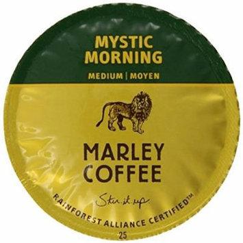 Marley Coffee Mystic Morning Keurig K-Cups, 48 Count