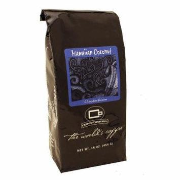 Coffee Beanery Hawaiian Coconut 8 oz. (Fine)