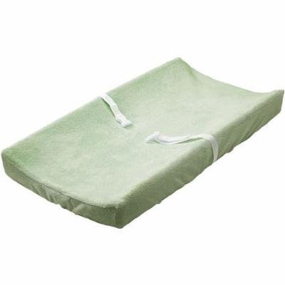 Summer Infant Ultra Plush Changing Pad Cover 2 Pack, Sage