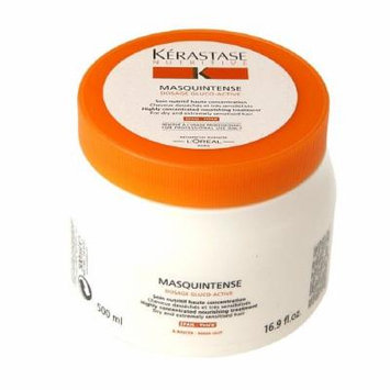 Kerastase Nutritive Masquintense Highly Concentrated Nourishing Treatment, Thick 16.9 fl oz (500 ml)