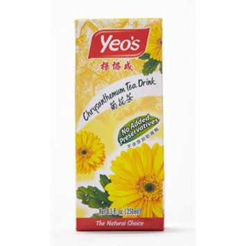 Yeo's Chrysanthemum Tea Drink