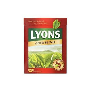 Lyons Gold, 160 Bags