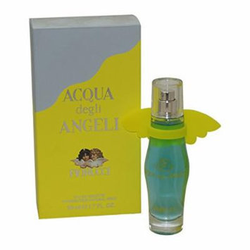 Acqua Degli Angeli by Fiorucci for Women Eau De Toilette Spray, 1.7 Ounce