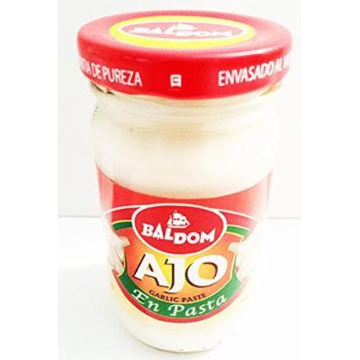 Baldom - Garlic Paste - Ajo en Pasta 8 oz