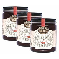 3 PACK - America's Original Cherry Butter - Shipping Included