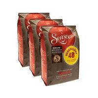 Senseo Coffee Pods - 48 Pods - Different Flavor - Imported From Netherlands (Regular/Medium Roast, 144)