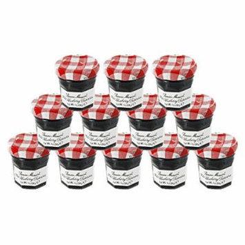 Bonne Maman Mini Preserves - Wild Blueberry - 1oz - Pack Size Option (Case of 12)