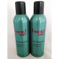 Head Games All Whipped Up Volumizing Mousse 10.5 oz ~ 2 Pack