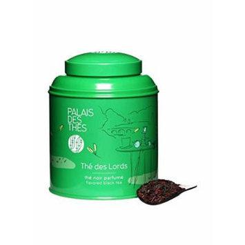 Palais des Thés Thé Des Lords Earl Grey Tea, 3.5oz Metal Canister