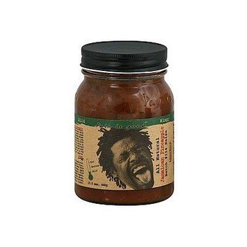 Pain Is Good Salsa Jamaican Pineapple 15.5 Oz Pack Of 6