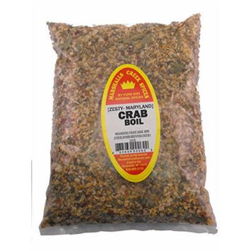 Marshalls Creek Spices Family Size Refill Crab Boil Seasoning, 60 Ounce