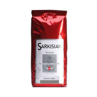 Sarkisian Specialty Gourmet Coffee - 12 Oz - Ground French Roast - Dark, Rich and Smooth Special Roast - Arabica Beans