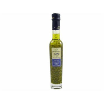 MAS PORTELL-ROSEMARY EXTRA VIRGIN OLIVE OIL 8.5oz Bottle