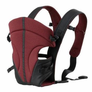 Burgundy Baby Carrier Sling Wrap Rider Infant Comfort Backpack
